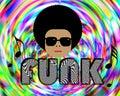 Funk Royalty Free Stock Photo