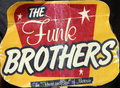 Funk Brothers fan Royalty Free Stock Photo
