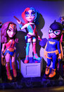 Funko Girl Super Heroes Wonder Woman Bat Girl Harley Quinn