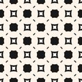Funky geometric seamless pattern. Vector abstract background Royalty Free Stock Photo