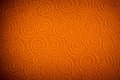Funky Orange Background Royalty Free Stock Image