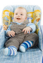 Funny infant Royalty Free Stock Images