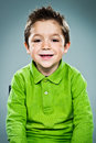 Funny Kid Smiling Royalty Free Stock Photos