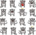 Funny mice (1) Royalty Free Stock Photo