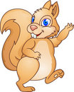 Funny squirrel Royalty Free Stock Images