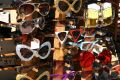 Funny Sunglasses Display Royalty Free Stock Photo