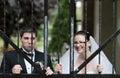 Funny Wedding Couple