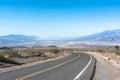 Furnace Creek, Death Valley, California Royalty Free Stock Photo