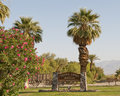 Furnace Creek Ranch Stock Photography