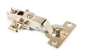 Furniture hinge Royalty Free Stock Photo