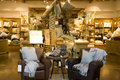 Furniture home decor store a selling nice and at bellevue square mall washington usa Stock Photos