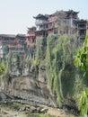 Furong ancient town at zhanjiajie Royalty Free Stock Images