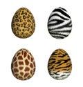 Furry Easter Eggs