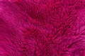 Furry fabric full frame wallpaper with pink Stock Image