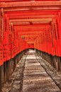 Fushimi Inari Royalty Free Stock Photos