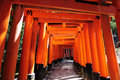 Fushimi Inari Taisha Stock Photos