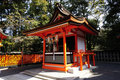 Fushimi Inari Taisha Stock Photo