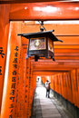 Fushimi Inari taisha-3 Royalty Free Stock Photos
