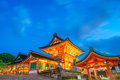 Fushimiinari taisha shrinetemple in kyoto japan Royalty Free Stock Photos