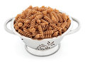 Fusilli Pasta Stock Photography