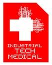 Future medicine Royalty Free Stock Photo