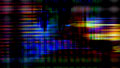 Futuristic Screen Display Pixels 10565