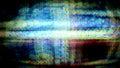 Futuristic Screen Display Pixels 10566 Royalty Free Stock Photo