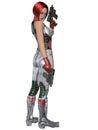 Futuristic uniform