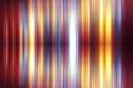 Fuzzy gradient line rainbow background futuristic cool Stock Photography