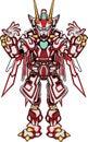 G robo body part