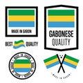 Gabon quality label set for goods