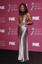 Gabrielle union actress at the th annual naacp image awards in los angeles march los angeles ca paul smith featureflash Stock Image