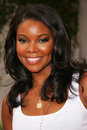 Gabrielle union los angeles premiere hustle flow cinerama dome hollywood ca Stock Photography