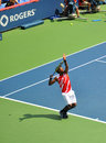 Gael Monfils 2011 Royalty Free Stock Photo