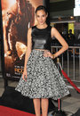 Gal gadot los angeles ca august at the world premiere of riddick at the regency village theatre westwood Stock Photos