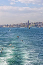 Galata region 01 Royalty Free Stock Image