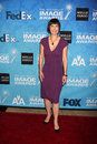 Gale ann hurd los angeles feb arrives at the naacp image awards nominee reception at beverly hills hotel on february in beverly Stock Images