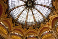 Galeries Lafayette Stock Image