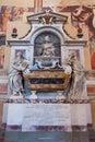 Galileo Galilei Tomb Basilica of Santa Croce - Florence