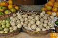 Galle market fruit for sale here in this outdoor in the southern town of in sri lanka Royalty Free Stock Photography