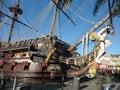 Galleon II Galeone Neptune Royalty Free Stock Photo
