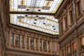 Galleria alberto sordi gallery view in rome Stock Photography