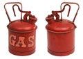 Gallon of gas Stock Photography