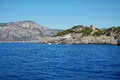 Gallos archipelago the in the the amalfi coast Stock Photo