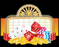 Gambling Royalty Free Stock Photography
