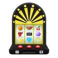 Gambling On Black Play Machine...