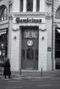 Gambrinus Brewery Royalty Free Stock Photo