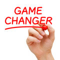 Game Changer Royalty Free Stock Photo