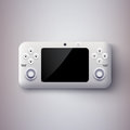 Game console vector illustration of Royalty Free Stock Photography