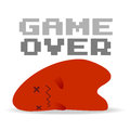 Game Over Stock Photography